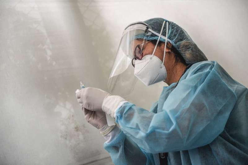 Chinese firm Sinopharm has said its coronavirus vaccine is 79 percent effective following Phase 3 trials
