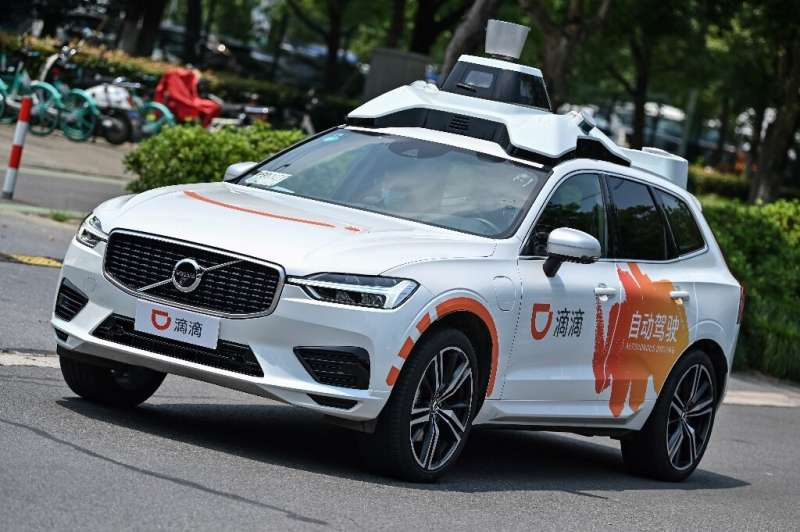 Chinese players such as Baidu, Alibaba-backed AutoX and ride-sharing king DiDi Chuxing recently launched autonomous taxi pilot p