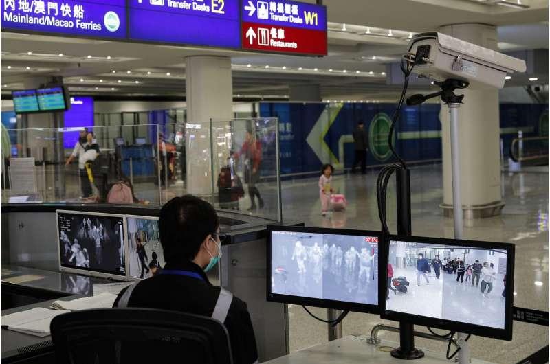 Chinese report says illnesses may be from new coronavirus