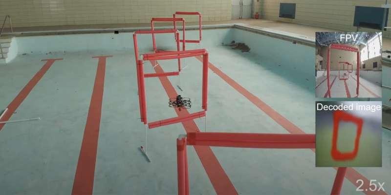 CMU researchers train autonomous drones using cross-modal simulated data