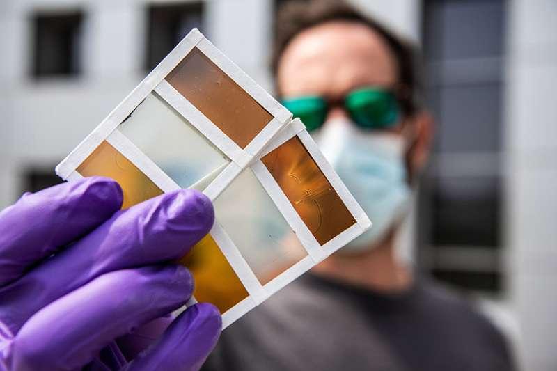 Colorful perovskites: NREL advances thermochromic window technologies
