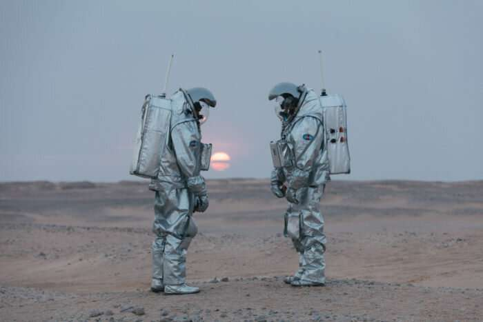 Conscientiousness key to team success during space missions