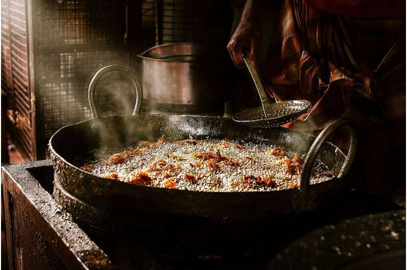 cooking india
