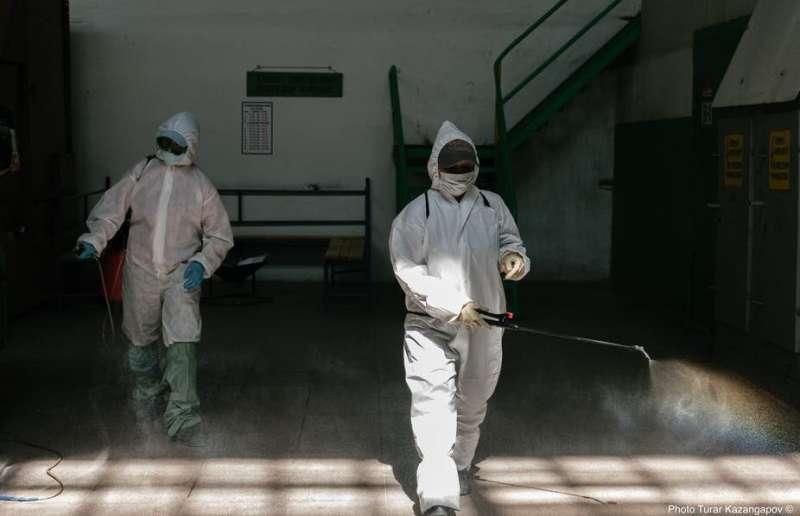 Coronavirus: Kazakhstan denies 'unknown pneumonia' reports but has imposed second national lockdown