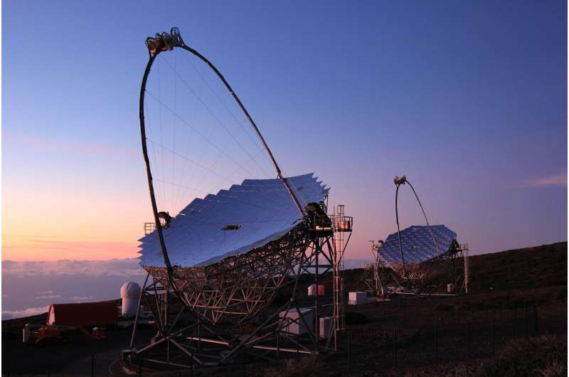 Cosmic cataclysm allows precise test of general relativity