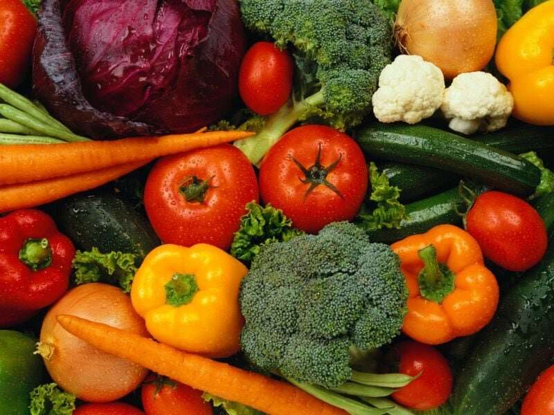 Could vegetables be the fountain of youth?