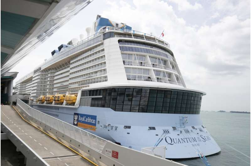 Cruise cut short as passenger tests positive for COVID-19