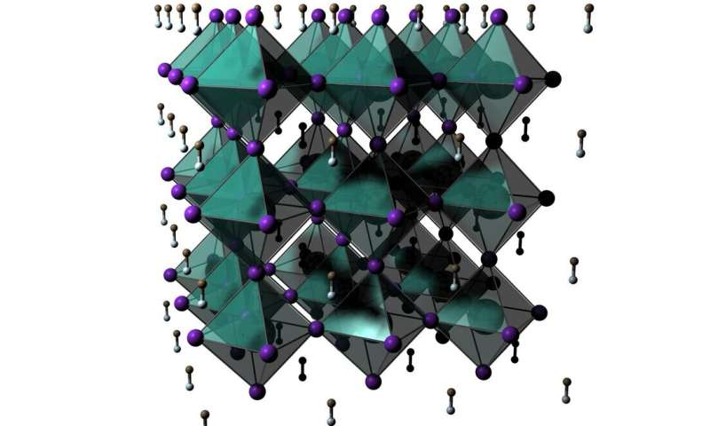 Crystal structure discovered almost 200 years ago could hold key to solar cell revolution
