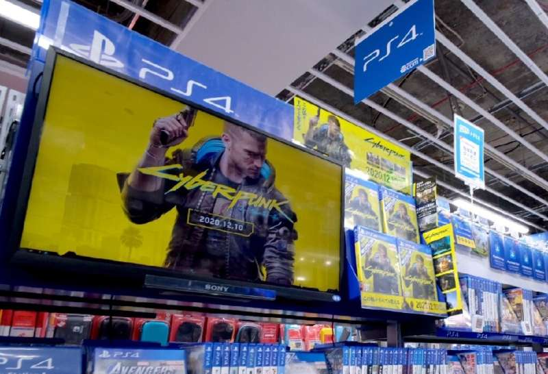 Cyberpunk 2077 is reportedly one of the most expensive video games ever made, and its release was hotly anticipated—but the roll