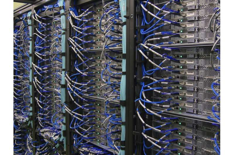 Data centers use less energy than you think