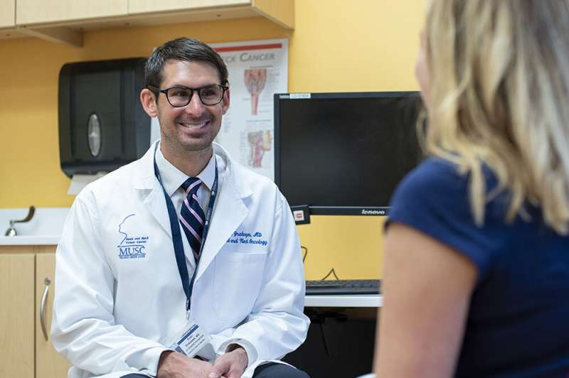 Decreasing treatment delays for head and neck cancer patients in South Carolina