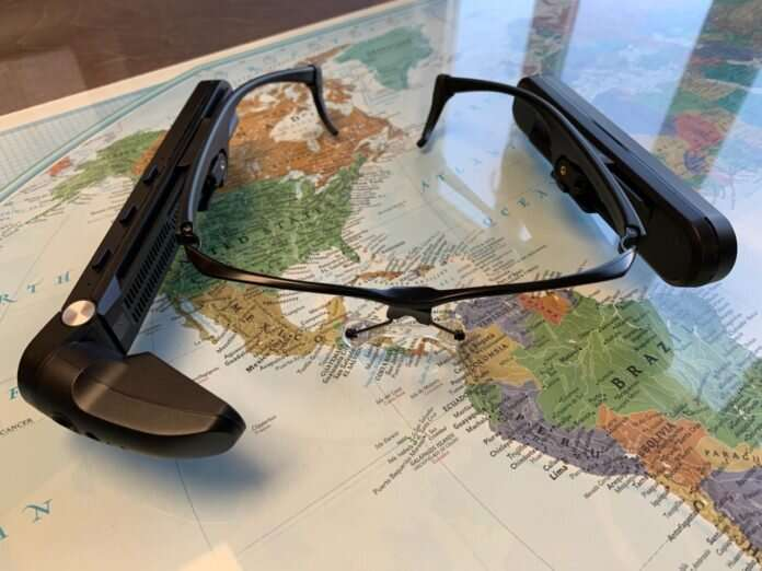 Delivering health care through a new lens: Smart glasses