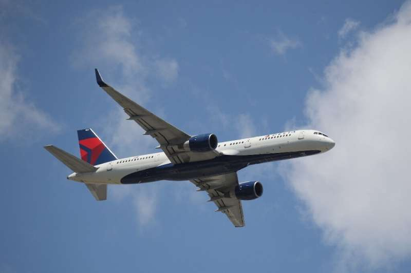 Delta Air Lines has also pledged to voluntarily cap its emissions at 2012 levels and stepped up its recycling efforts