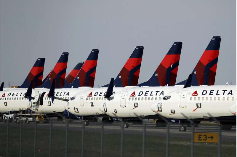 Delta asks more workers to take leave as travel slump widens