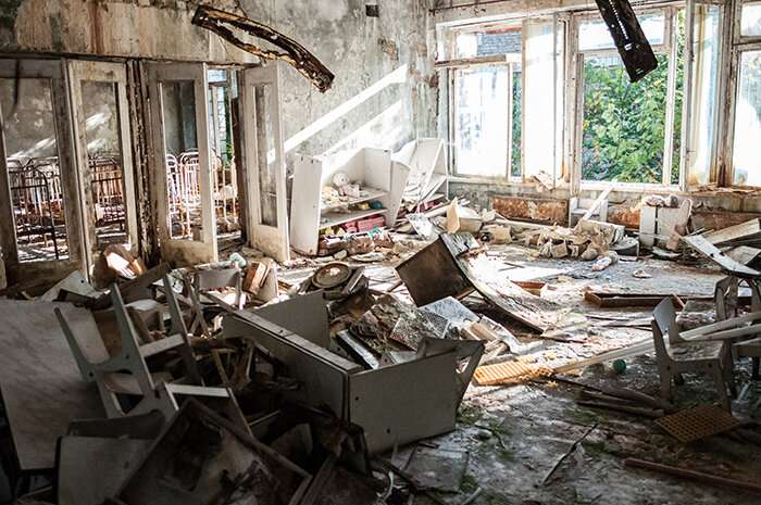 Demolishing abandoned houses does not reduce nearby crime, study finds