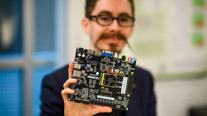 Design allows computer engineers to mix systems to boost performance