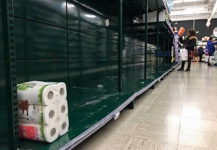 Desperately seeking toilet paper, pasta or hand sanitiser? Some relief is just weeks away