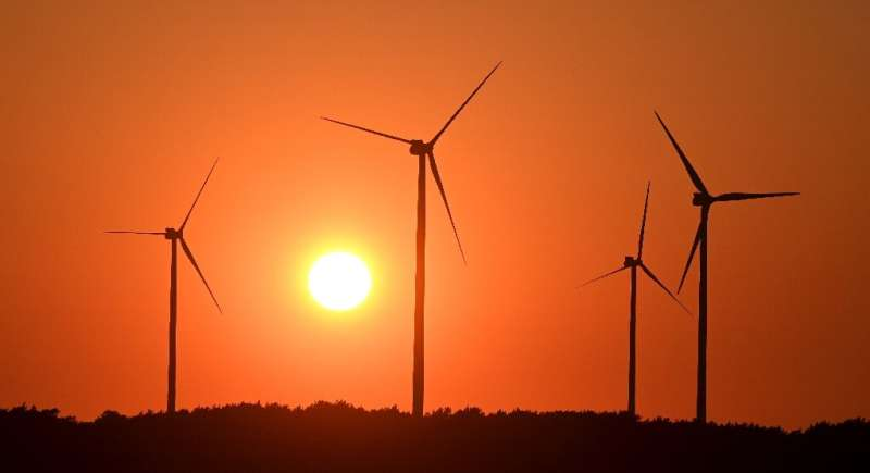Despite a near-record drop in power demand due to the pandemic, renewables' share of the electricity mix was up 14 percent compa