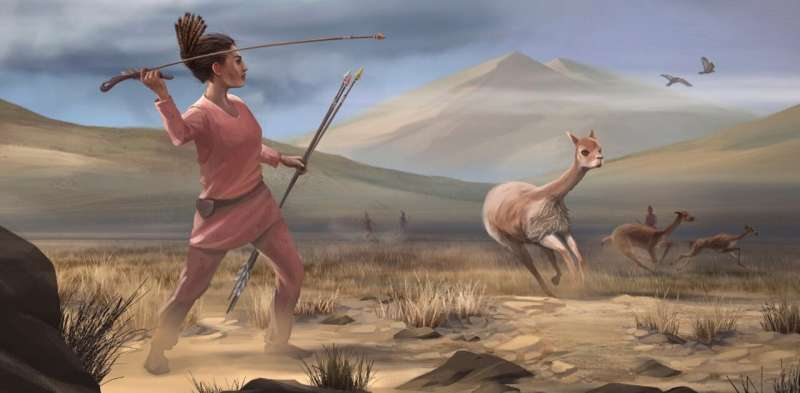 Did prehistoric women hunt? New research suggests so