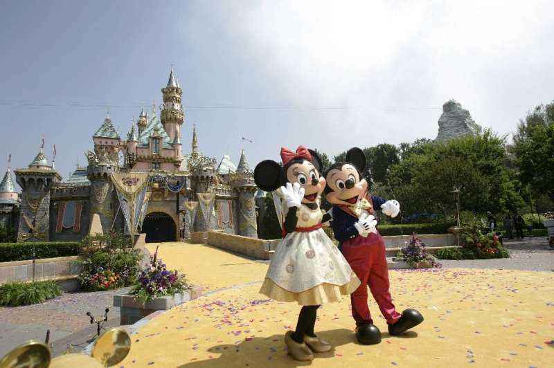 Disney's theme parks are among the largest in the world, drawing tens of thousands of visitors each day