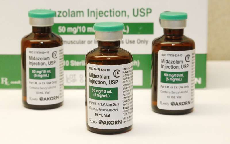 Doctors: Execution drugs could help COVID-19 patients