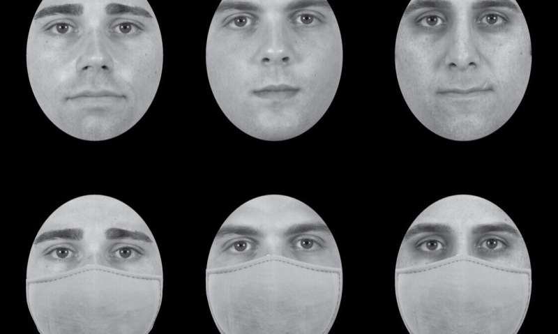 Do I know you? Researchers evaluate how masks disrupt facial perception