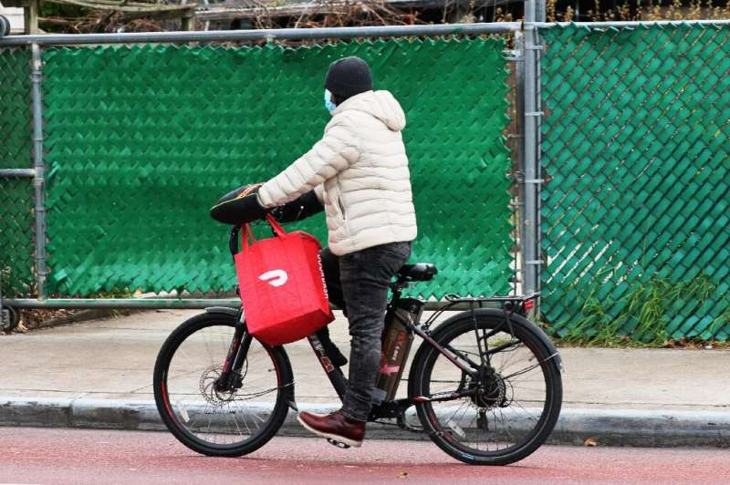 DoorDash is capitalizing on a pandemic-induced surge in its meal delivery business to list its shares on Wall Street at a lofty