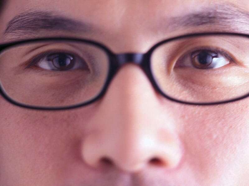 Do ordinary eyeglasses offer protection against COVID-19?