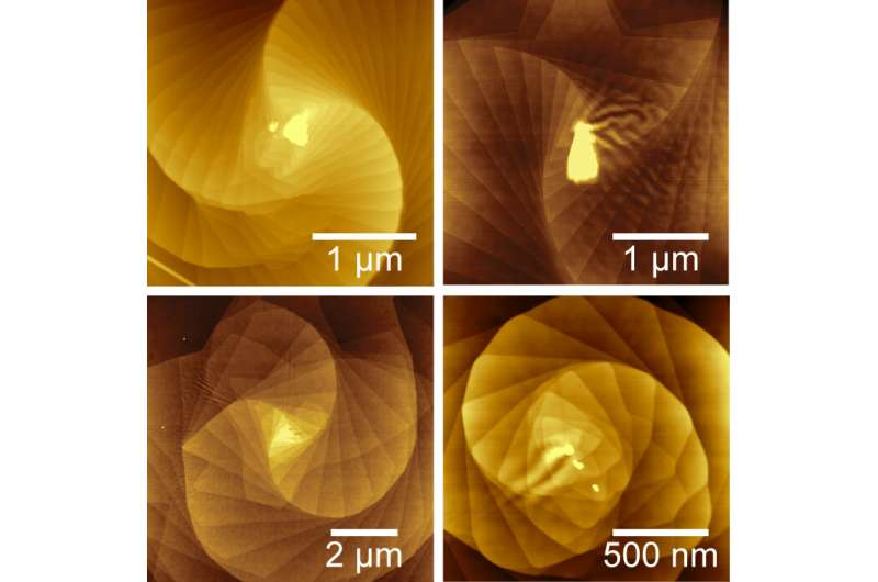 Do the twist: Making two-dimensional quantum materials using curved surfaces
