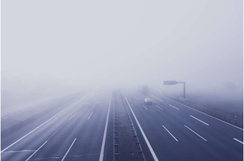 driving lane