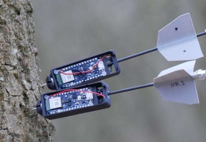 Drones that patrol forests could monitor environmental and ecological changes