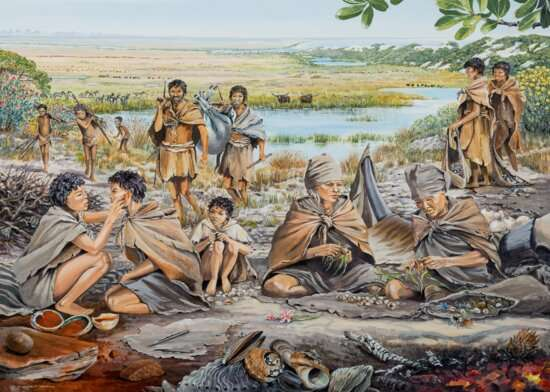 Early humans thrived in this drowned South African landscape
