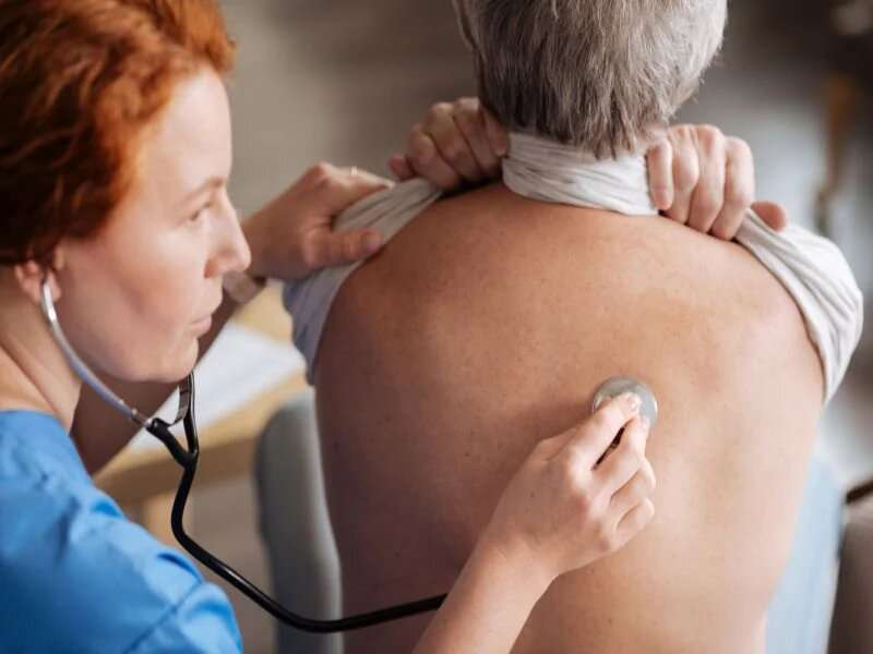 Early informed lung cancer patients have greater survival rates
