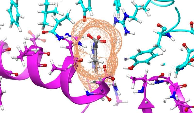Early research on existing drug compounds via supercomputing could combat coronavirus