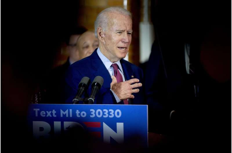 Edited Biden video portends social media challenges in 2020