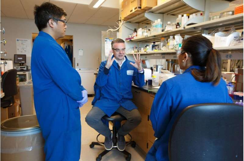 Editing RNA delivers precision strike on triple-negative breast cancer