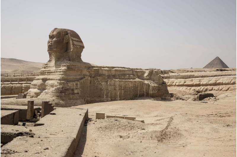 Egypt to reopen tourist destinations less hard-hit by virus