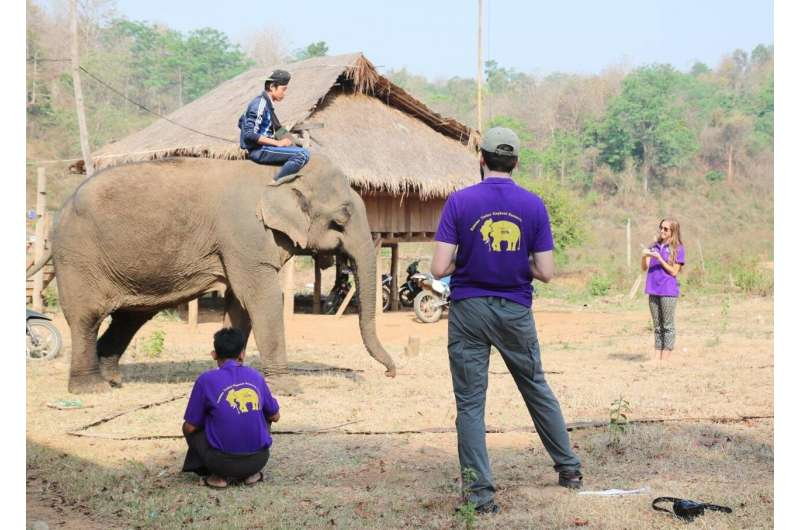 Elephant welfare can be assessed using two indicators