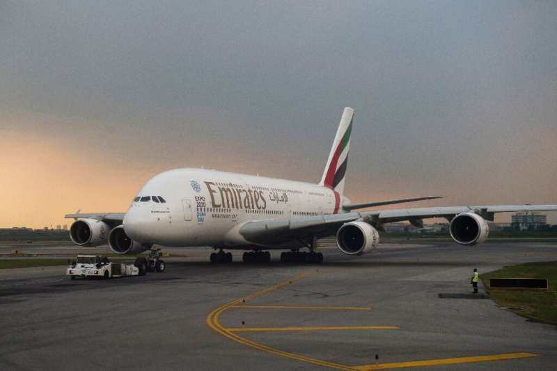 Emirates will continue to fly to the UK, Switzerland, Hong Kong, Thailand, Malaysia, the Philippines, Japan, Singapore, South Ko