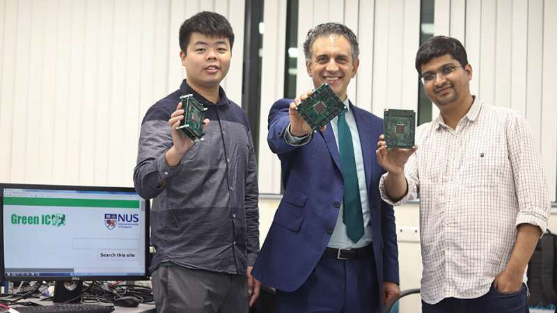 Enabling battery-powered silicon chips to work faster and longer