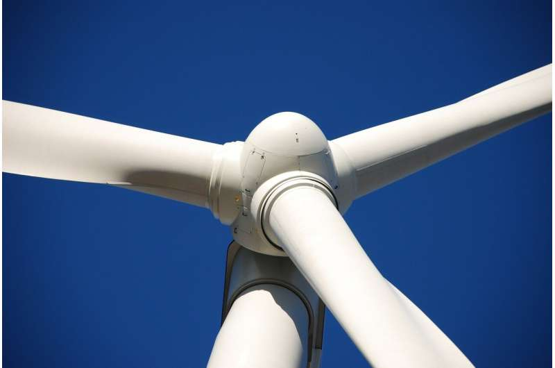 Energy generated on offshore wind turbine farms and conveyed ashore as hydrogen fuel