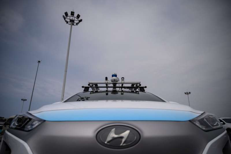 Engineers from some of South Korea's most prestigious firms have left their well-paid jobs to work on Rideflux's self-driving ca