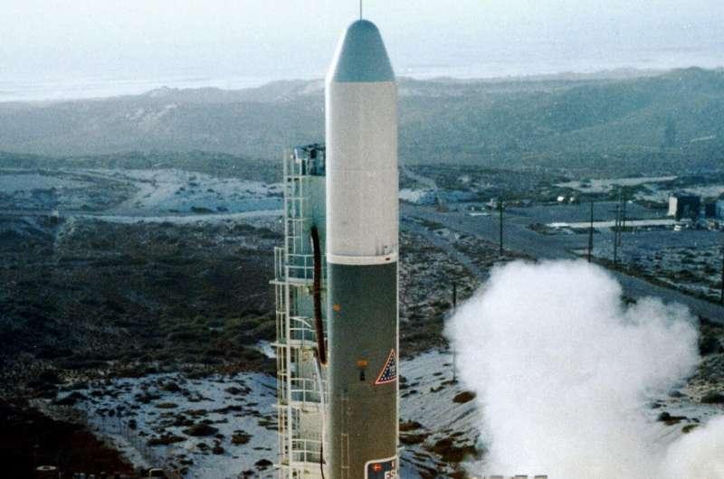 ESA's 'first' satellite: COS-B