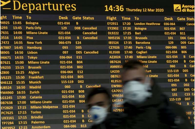 EU agency seeks airline, airport input on new virus guidance