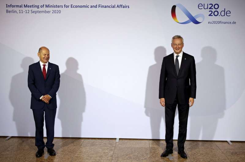 EU heavyweights seek strict rules for digital currencies