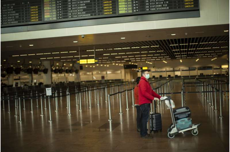 European airlines hope to resume flights but outlook is dim