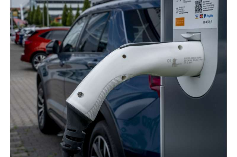 EU share of electric cars grew during virus lockdown months