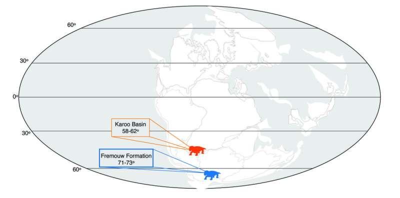 Evidence of hibernation-like state in Antarctic animal