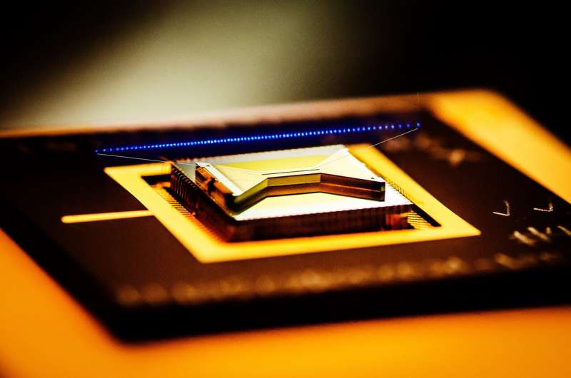 Examining Trapped Ion Technology For Next Generation Quantum Computers