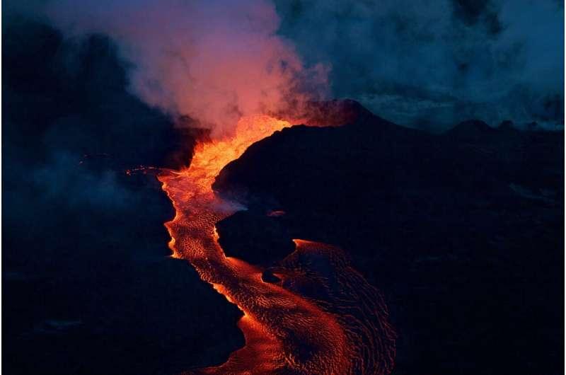 Excessive rain triggered 2018 Kīlauea volcano eruption, study finds